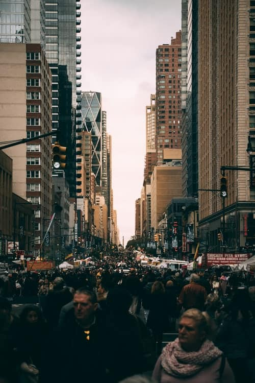 Population Facts - The Ever-Increasing Human Population