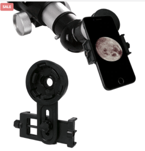 High-Quality Monocular Telescope for Mobile Phones